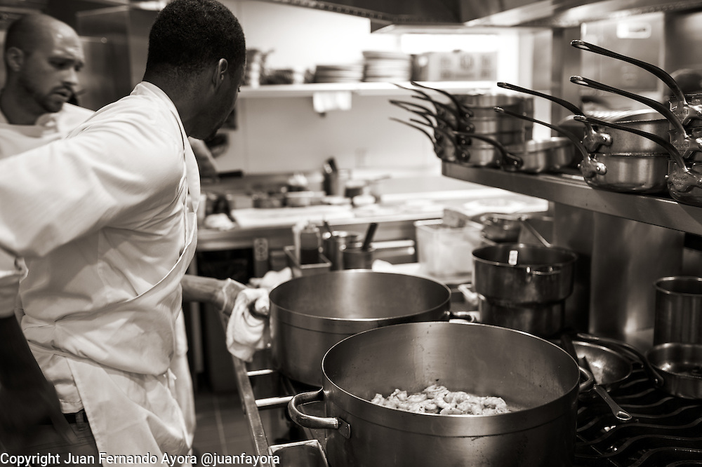 Chef Jeremy Ford