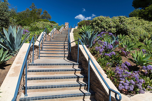 Stairs At The Montage Resort In Laguna Beach