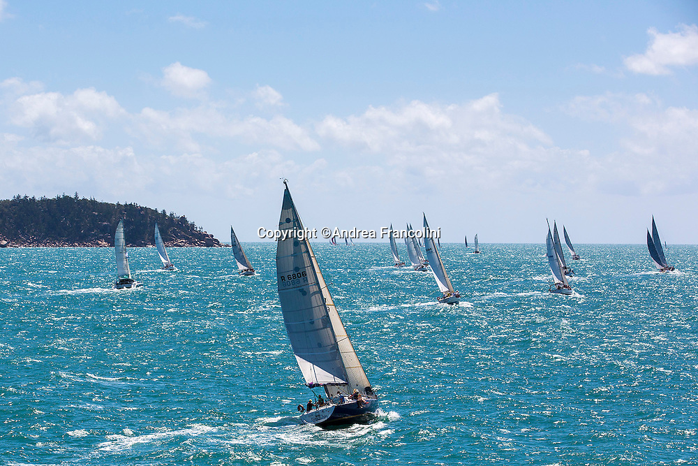 Sealink Magnetic Island Race week 2016<br /> 5/9/2016<br /> ph. Andrea Francolini<br /> FLEET