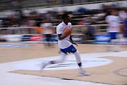 Awudu Abass<br /> Nazionale Italiana Maschile Senior - Trentino Basket Cup 2017<br /> Italia - Paesi Bassi / Italy - Netherlands<br /> FIP 2017<br /> Trento, 30/07/2017<br /> Foto Agenzia Ciamillo-Castoria