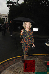 LYNNE WYATT at the annual Sir David & Lady Carina Frost Summer Party in Carlyle Square, London SW3 on 5th July 2007.<br /><br />NON EXCLUSIVE - WORLD RIGHTS