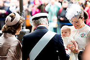 the christening- of Prince Oscar Carl Olof