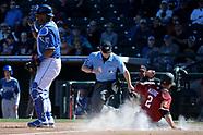 MLB: Arizona Diamondbacks v Kansas City Royals//20170306