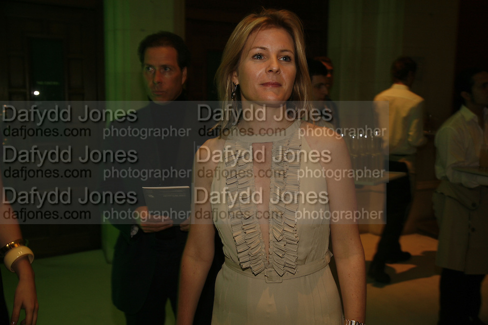 David and Serena Linley, Burberry celebrates the opening of the Hockney exhibition and their 150th anniversary with a party at the National Portrait Gallery. 11 October 2006. -DO NOT ARCHIVE-© Copyright Photograph by Dafydd Jones 66 Stockwell Park Rd. London SW9 0DA Tel 020 7733 0108 www.dafjones.com