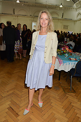 LADY SABRINA STOPPARD at a lunch in aid of the charity African Solutions to African Problems (ASAP) held at the Royal Horticultural Hall, Vincent Square, London on 19th May 2016.