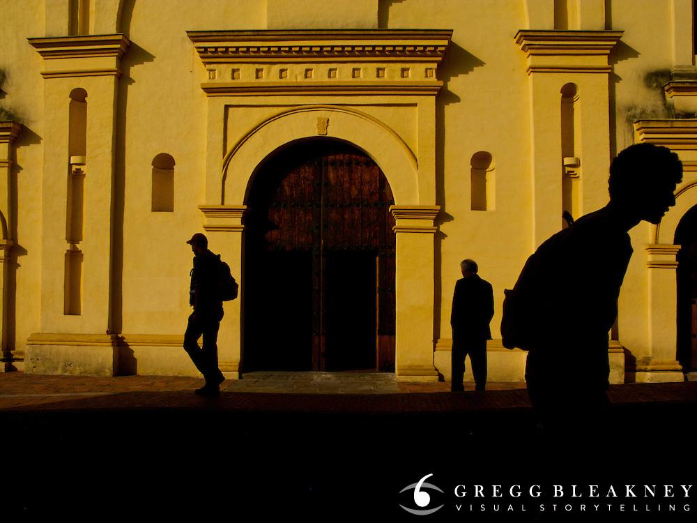 Iglesia de Nuestra Señora de la Candelaria, Bogota, Colombia