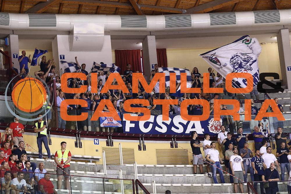 Tisofi Fortitudo<br /> Alma Trieste - SKontatto Foritutdo Bologna<br /> Campionato Basket LNP 2016/2017<br /> Play Off Semifinali Gara 5<br /> Trieste 08/06/2017<br /> Foto Ciamillo-Castoria/A.Gilardi