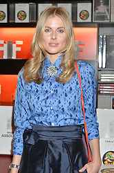 DONNA AIR at the launch of new book 'Farfetch Curates: Food' at Maison Assouline, Piccadilly, London on 24th March 2015.
