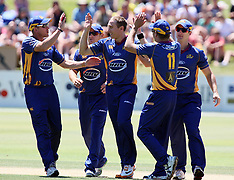 Queenstown-Cricket, Twenty20, Volts V Firebirds
