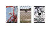 El Paso, Texas - Border Triptychs