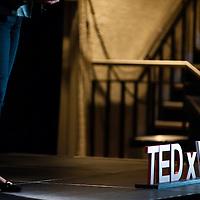 TEDxVUW: Vicki Treadell CMV NGO. Photographer By Elias Rodriguez