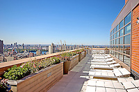 Roof Deck at 215-217 East 96th Street