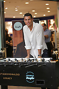 MADRID, SPAIN, 2016, SEPTEMBER 08 <br /> Cristiano Ronaldo at the presentation of his new fragrance in the Shooping Center La Moraleja in Madrid.<br /> ©Exclusivepix Media