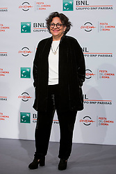 """Photocall for """"Who Will Write Our History"""" during the 13th Rome Film Fest at Auditorium Parco Della Musica in Rome on October 19, 2018. 19 Oct 2018 Pictured: Roberta Grossman poses for photographer during the photocall for """"Who Will Write Our History"""" at the 13th Rome Film Fest at Auditorium Parco Della Musica in Rome on October 18, 2018. Photo credit: Stefano Costantino / MEGA TheMegaAgency.com +1 888 505 6342"""
