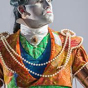 Costumier Anna Stuart, Artaxerxes. Costume Showcase 2014.