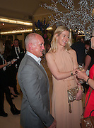 BARRY MCGUIGAN; LADY HELEN TAYLOR, Masterpiece Midsummer Party in aid of CLIC Sargent. Masterpiece London. The Royal Hospital, Royal Hospital Road, London, SW3. 3 July 2012.