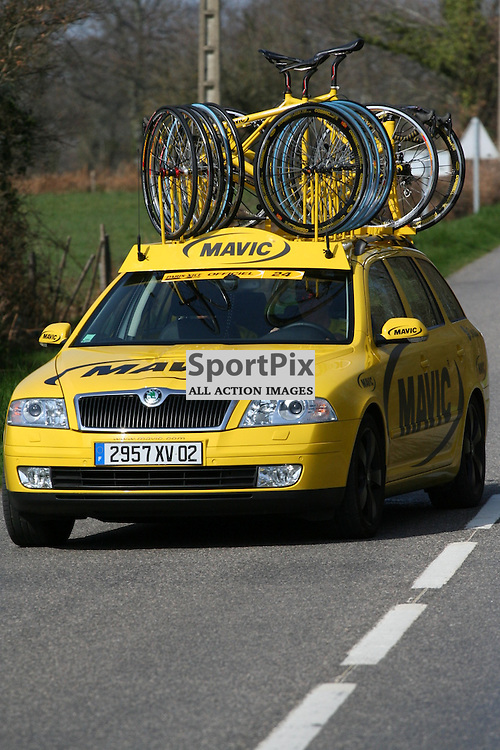 13th March 2007, pr Argenton sur Cruese. Paris to Nice cycle race. Picture: Russell Sneddon | TheScribe.eu