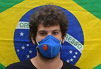 Rio de Janeiro- Brazil, March 19, 2020, Brazil taking precautions against Coronavirus (covid19)