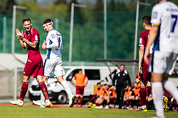 Football match between NK Triglav Kranj and ND Gorica in 30th Round of Prva liga Telekom Slovenije 2018/19, on May 2nd, 2019, in Sports park Kranj, Slovenia. Photo by Grega Valancic / Sportida