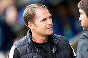 Partick Thistle manager Alan Archibald during the Betfred Scottish Cup match between St Johnstone and Partick Thistle at McDiarmid Stadium, Perth, Scotland on 8 August 2017. Photo by Craig Doyle.