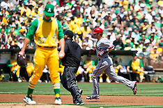 20130727 - Los Angeles Angels at Oakland Athletics