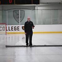 Men's Ice Hockey: St. Olaf College Oles vs. Hamline University Pipers