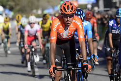 March 15, 2019 - Brignoles, France - BRIGNOLES, FRANCE - MARCH 15 : Team CCC pictured during stage 6 of the 2019 Paris - Nice cycling race with start in Peynier and finish in Brignoles  (176,5 km) on March 15, 2019 in Brignoles, France, 15/03/2019 (Credit Image: © Panoramic via ZUMA Press)