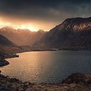 Loch Coruisk and the Black Cuillin, Isle of Skye