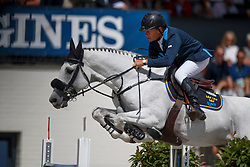 Bengtsson Rolf Goran, SWE, Clarimo ASK<br /> FEI Nations Cup - CHIO Rotterdam 2017<br /> © Hippo Foto - Dirk Caremans<br /> Bengtsson Rolf Goran, SWE, Clarimo ASK