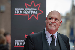 The Edinburgh International Film Festival Opening Night Premiere features the film Puzzle. Directed by Mark Turtletaub it stars Kelly Macdonald and Irrfan Khan. <br /> <br /> Pictured: Mark Adams, Director EIFF