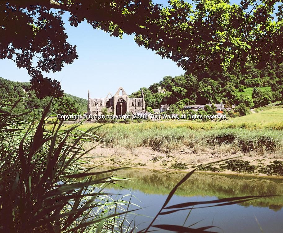 Tintern Abbey<br /> Historic Sites - Religious