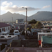 "Masiphumelele is a township in the South of Cape town, from 25000 to 30000 people live there. Settlement also known as "" site 5 "" it was regularly pulled down during the Apartheid. The inhabitants renamed the township ""Masiphumelele"" which is a Xhosa word meaning ""We will succeed""."