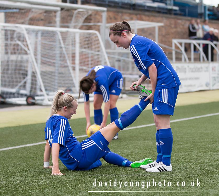 - Forfar Farmington v Glasgow Girls in the SWPL 2 at Station Park, Forfar, Photo: David Young<br /> <br />  - &copy; David Young - www.davidyoungphoto.co.uk - email: davidyoungphoto@gmail.com