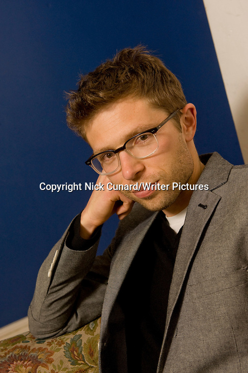 Jonah Lehrer, American author and journalist who writes on the topics of psychology, neuroscience, and the relationship between science and the humanities. He is the author of two books, Proust Was a Neuroscientist (2007) and How We Decide (2010). He is contributing editor at Wired, Scientific American Mind, National Public Radio&rsquo;s Radiolab and has written for The New Yorker, Nature, Seed, The Washington Post, The Wall Street Journal and The Boston Globe. His third book Imagine: How Creativity Works is published by Canongate books and out now. Pictured at 5 x 15 event at The Tabernacle west London on the 30th April 2012<br /> <br /> Picture by Nick Cunard/Writer Pictures<br /> <br /> WORLD RIGHTS