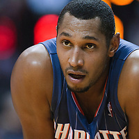 19 November 2010: Charlotte Bobcats' power forward #32 Boris Diaw rests during the Miami Heat 95-87 victory over the Charlotte Bobcats at the AmericanAirlines Arena, Miami, Florida, USA.