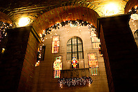Mission Inn Festival of Lights, Riverside, California
