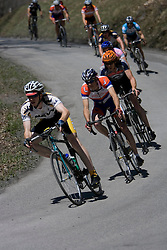 The West Virginia Mountaineers cycling team hosted the 2007 ACCC conference championships road race in Garrett County, Maryland on April 22, 2007.
