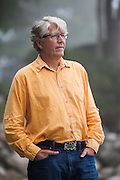 PEMAQUID POINT, MAINE &ndash; JULY 30, 2014:  Douglas Preston, a bestselling author with Hachette Publishing, has become a leading opponent of Amazon in the conflict between retailer and publishers. <br /> <br /> Credit: Craig Dilger for The New York Times