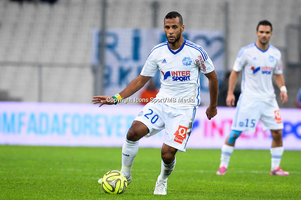 Alaixys ROMAO - 18.01.2015 - Marseille / Guingamp - 21eme journee de Ligue 1 -<br />Photo : Gaston Petrelli / Icon Sport