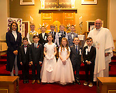 Listerlin Communion 2016
