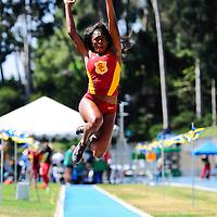 USC Track & Field Duel Meet @ ULCA Gallery