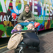 Marriage Equality Bus - Alan Rowlette Photography