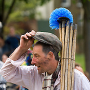 The Rochester Sweeps festival celebrates the traditional May Day holiday that chimney sweeps used to enjoy.
