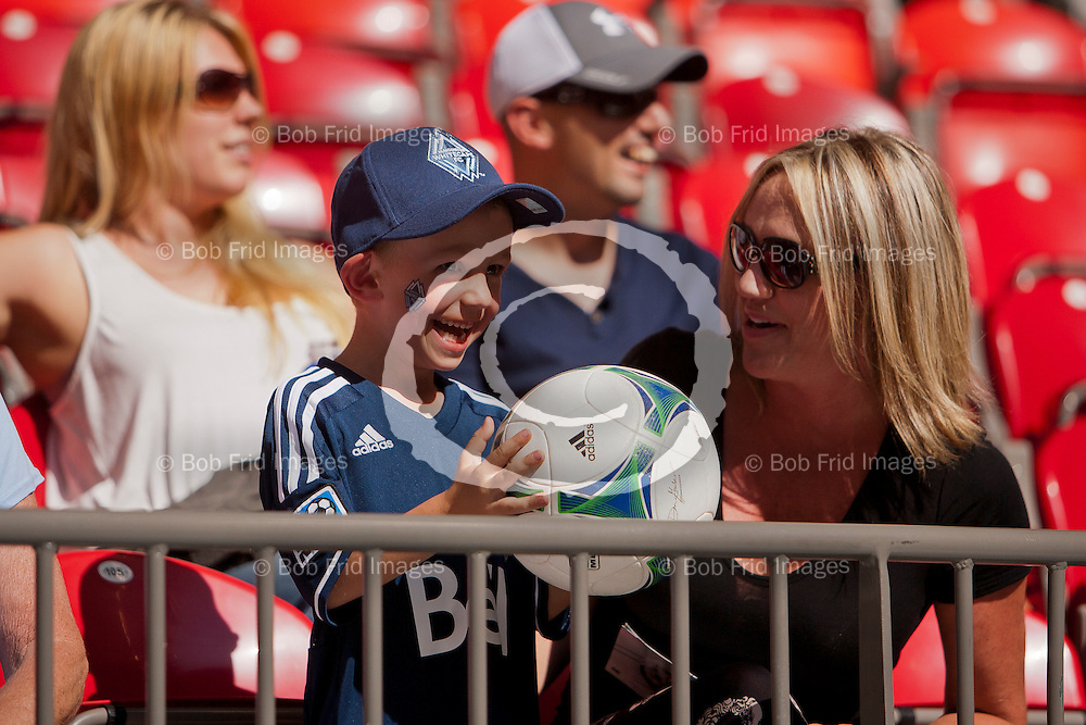 10 August 2013:   Action during a game between Vancouver Whitecaps FC and San Jose Earthquakes on Bell Pitch at BC Place Stadium in Vancouver, BC, Canada. ****(Photo by Bob Frid - Vancouver Whitecaps 2013 - All Rights Reserved)***