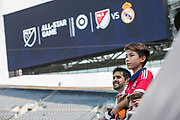 Open Training MLS Soldier Field<br />