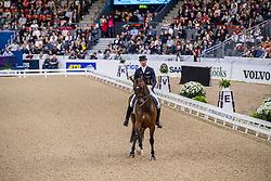 Kittel Patrick, SWE, Delaunay OLD<br /> LONGINES FEI World Cup™ Finals Gothenburg 2019<br /> © Hippo Foto - Dirk Caremans<br /> 06/04/2019