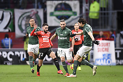 February 10, 2019 - Rennes, France - 24 LOIC PERRIN  (Credit Image: © Panoramic via ZUMA Press)