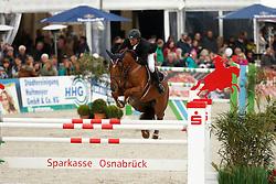 David Frederic, (FRA), Equador van´t Roosakker<br /> Preis der LVM Versicherung<br /> Hagen - Horses and Dreams 2015