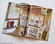 Publication in Weranda magazine 8/2010 , professional interior photography by Piotr Gesicki