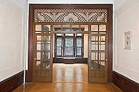 Doorway at 116 West 120th Street